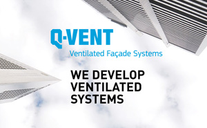 Website development for Q-vent