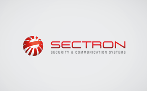 Overall corporate design and website design and development for Sectron